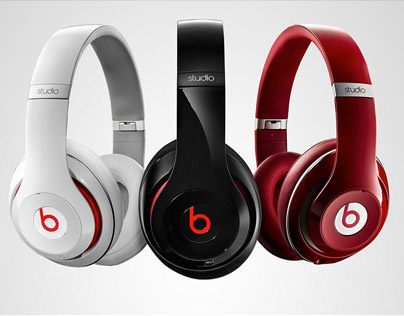 Beats by Dr.Dre / Retouching