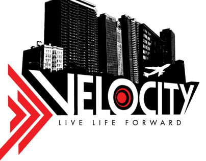 Velocity Youth Group logo (Life Church)