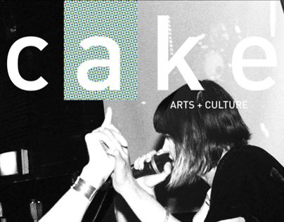 Cake Magazine - Digital ePublishing for Tablet