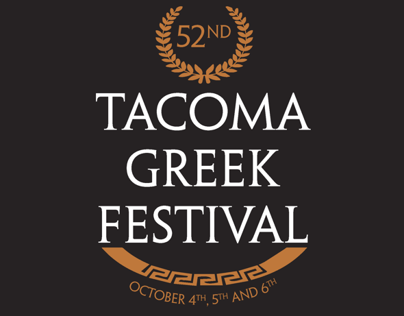 Greek Festival concepts