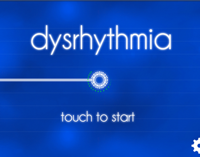 Global Game Jam 2013: Dysrhythmia