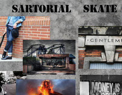 Sartorial Skate - Capstone Collection