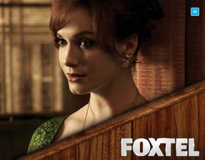 Foxtel-Express From The US Campaign
