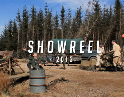 Phil Russell - Showreel 2013