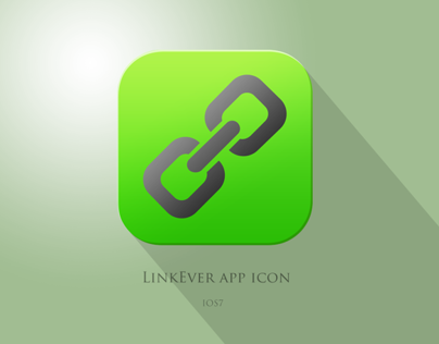 LinkEver official IO7 app icon