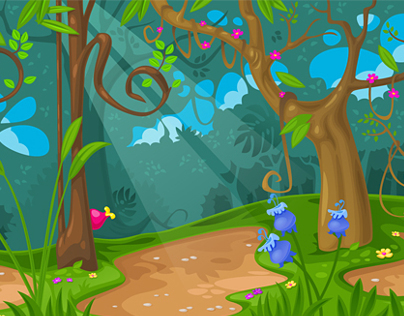 My Pet Dragon backgrounds