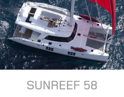 Sunreef 58 | Yacht folder | Sunreef Yachts
