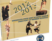 Minnesota State High School League 2013 Directory