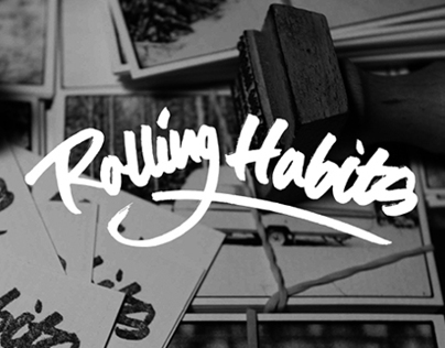 Logo for Rolling Habits