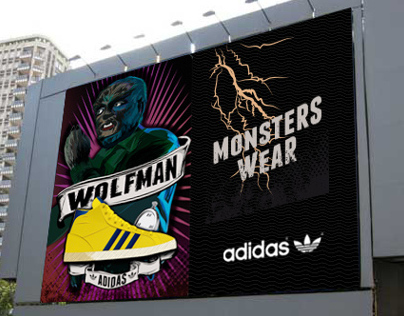 Monsters wear