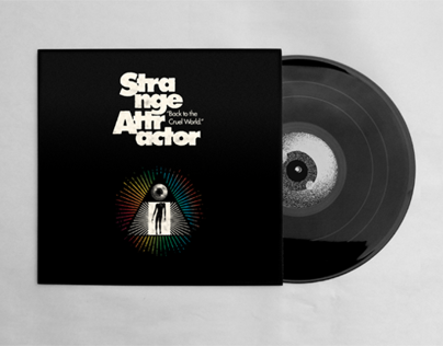 "Strange Attractor – ""Back to the Cruel World"" LP"