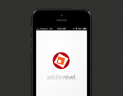 Adobe Revel (iOS)