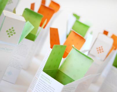 FutureDerm: Skincare Packaging