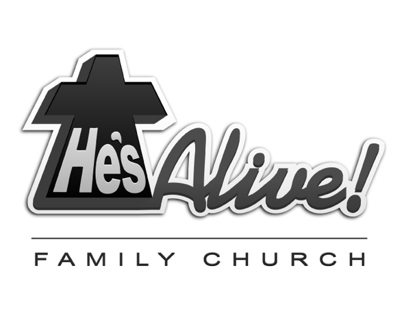 he's alive family church