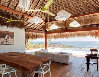 Villa Hornitos, Puerto Escondido, Oaxaca.