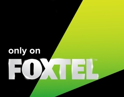 Foxtel- TV Prog campaigns