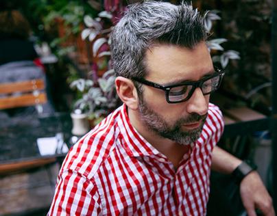 Esteban Diacono for Computer Arts Magazine
