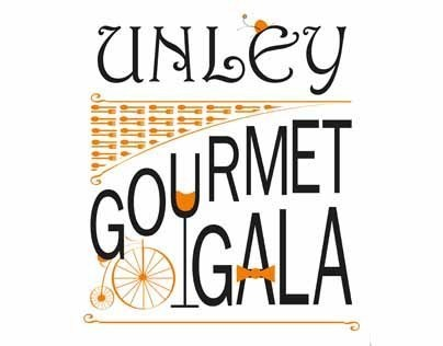 2014 Unley Gourmet Gala - Poster