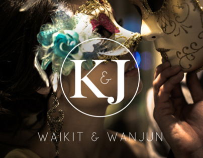 Wedding of K & J