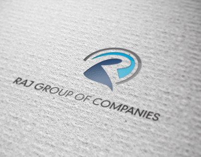 Raj Group Logo