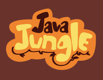 Java Jungle Cafe Packaging