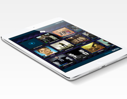 SerialTracker iPad app - track your favourite TV shows