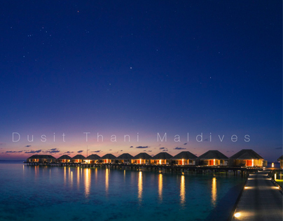 Dusit Thani Maldives Panoramas