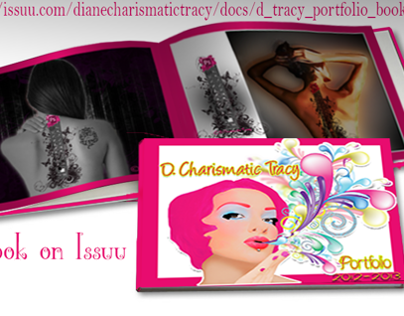 D. Charismatic Tracy Portfolio Book 1