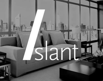 Slant identity