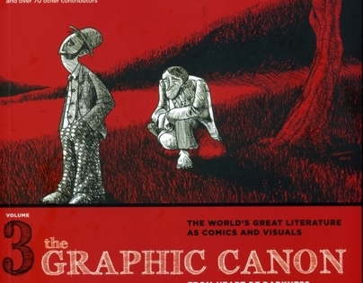 The Graphic Canon Volume 3