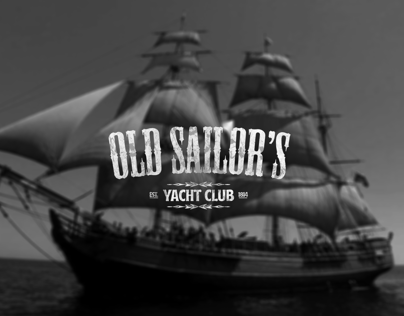Old Sailors Yacht Club Identity