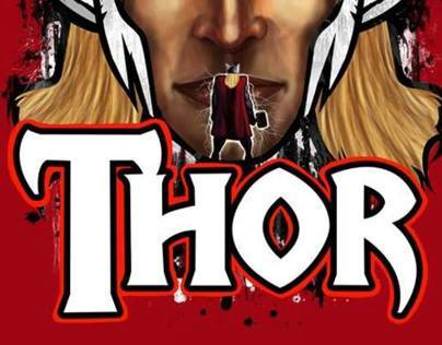 THE JOURNEY OF THOR ODINSON