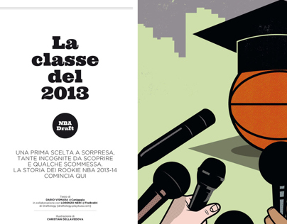 NBA Draft - NBA Rivista Ufficiale