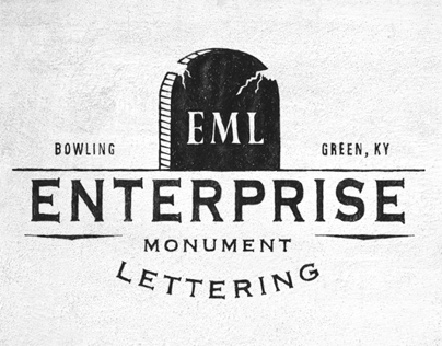 Enterprise Monument Lettering | Logo
