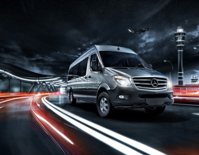 MERCEDES BENZ USA: 2014 SPRINTER LAUNCH