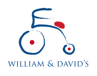 William and David's Logo