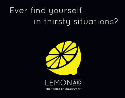 LemonAid Thirst Emergency Kit