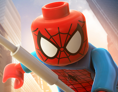 Lego Marvel Super Heroes Part 1: Teaser Ads
