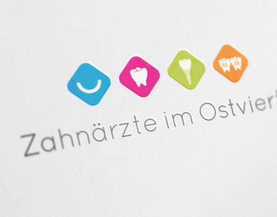 Zahnärzte im Ostviertel Logo