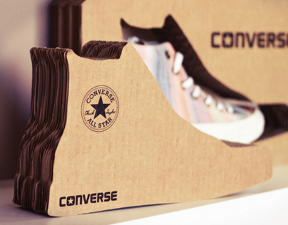 Ecological display for All Star Converse