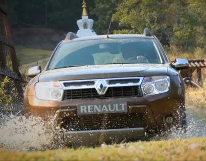 Renault Duster Short Version