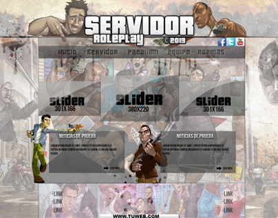 3-WEBSITE DESIGN. ©GTA