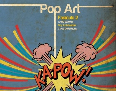 Fasiculo Pop Art