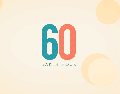 Earth Hour Motion Graphic