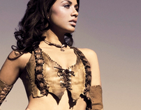 Karen David - Scorpion King