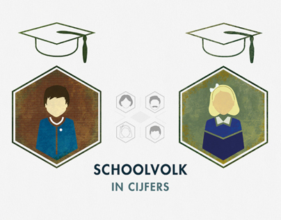 Infographics : Flemish Students