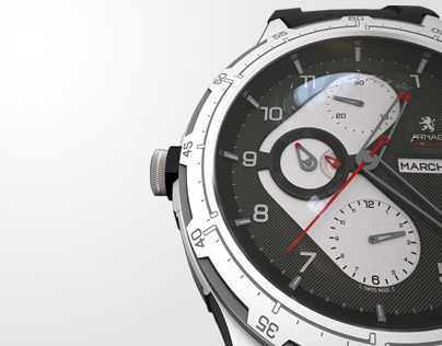 ARNAGE watch concept