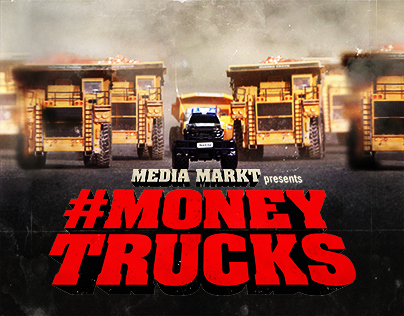 #Moneytrucks // Media Markt