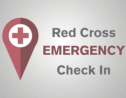 Red Cross Emergency Check In