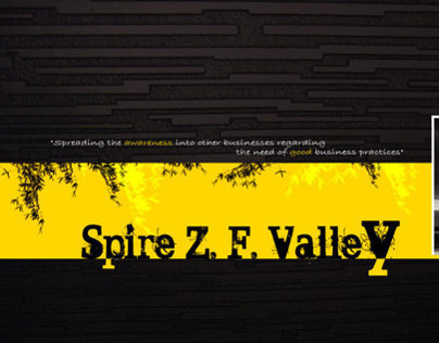 Brochure Design (Spire Z.F. Valley)